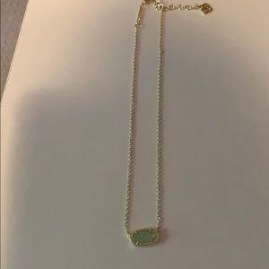 Kendra Scott necklace Elisa